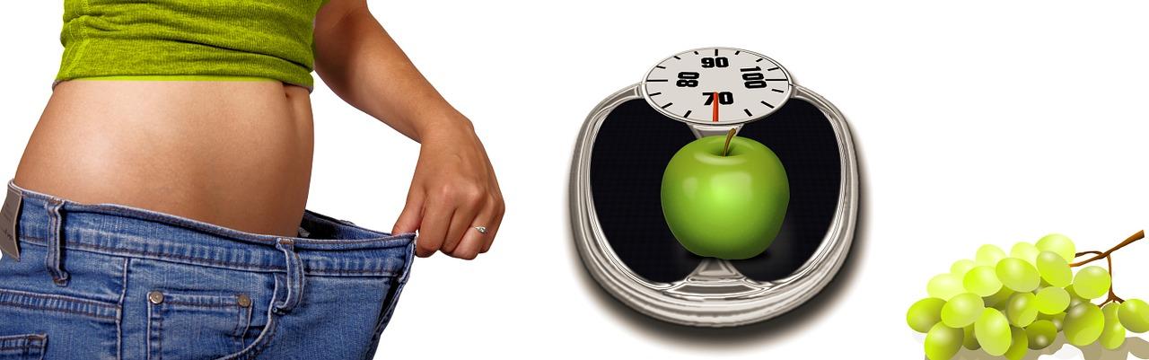 hubnutí váha