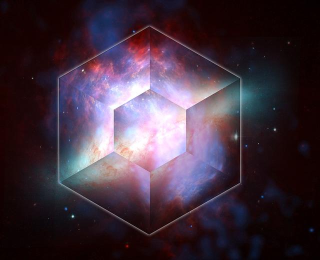 geometrie v galaxii